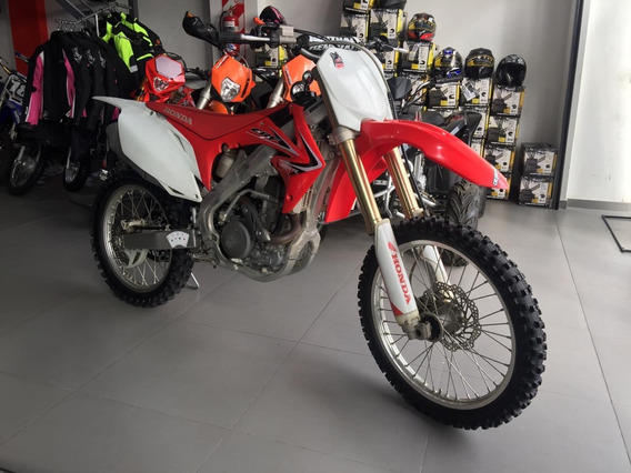 Honda Crf 250 R 2013 Impecable Delisio Motos