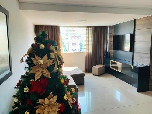 Apartamento 3 Quartos Sendo 1 Suíte E 2 Vagas Excelente Localização Castelo - 1320
