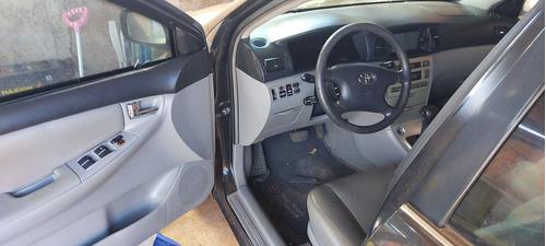 Toyota Corolla 2007 1.8 16v Se-g Aut. 4p