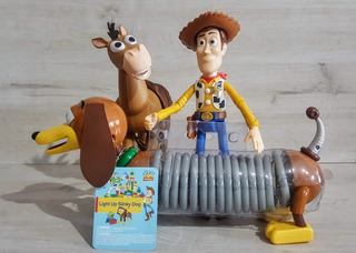 Disney Parks Toy Story Slinky Dog Con Luces Led En Stock!!