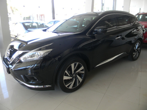 Nissan Murano Exclusive Cvt 2018