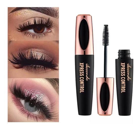 Rimel 4d Mascara Xpress Control Silk Fib Eyelash Heavy Full