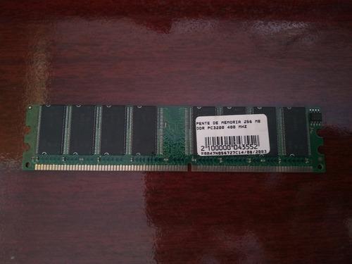 Rc 11120 Memória 256mb Pc3200 Ddr400 - Colecionador