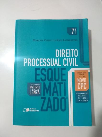 Direito Processual Civil Esquematizado - 7ª Edição