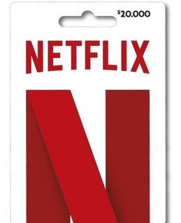 Código Netflix 20.000 Peliculas Series - Tv - Celular - Jxr