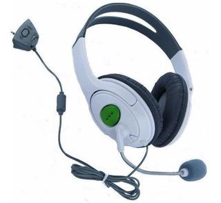 Auricular Xbox 360 Xb3028 Vincha Reforzado Con Micrófono