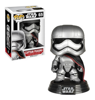 Funko Pop Star Wars Captain Phasma
