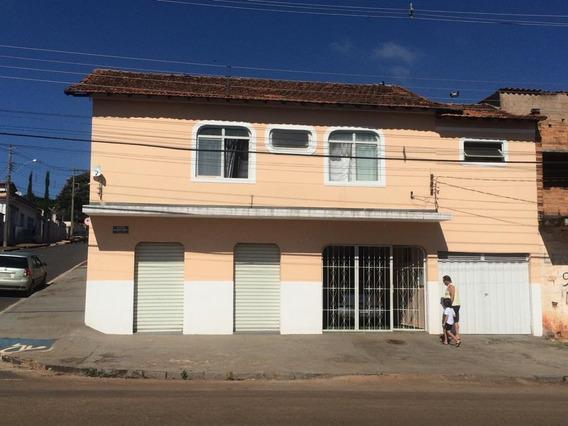 Casa Com 3 Quartos Para Comprar No Marciolândia Em Nepomuceno/mg - Nep975