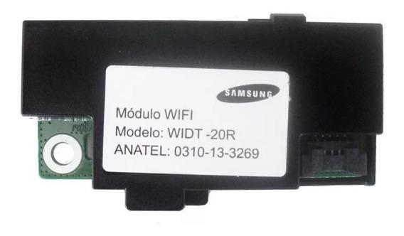 Módulo Wireless (widt-20r) Tv Ou Home Samsung F5500, F6400