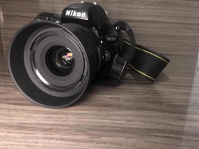 Nikon D5100 + Lente 35mm 1.8