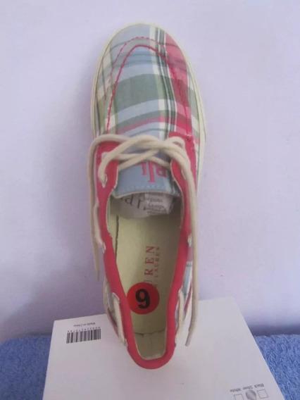 Zapatillas Para Mujer Marca Ralph Lauren Importado De Usa