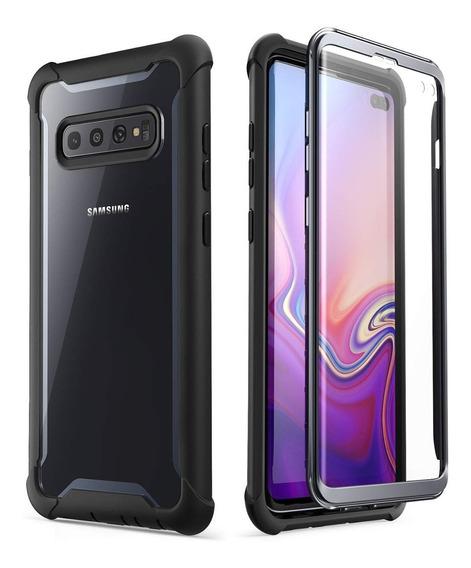 Funda Case Con Mica Samsung Galaxy S10 Plus I-blason Ares