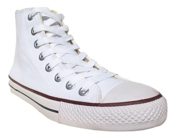 Zapatillas De Mujer Botitas De Lona Promoción Liquido Ya
