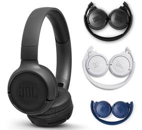 Fone De Ouvido T500bt Bluetooth Jbl 500bt Tune 500 Bt Novo