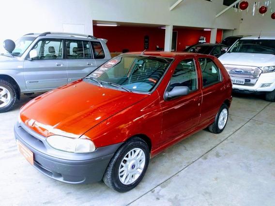 Fiat Palio 1.0 Mpi Elx 500 Anos 8v Gasolina 4p Manual