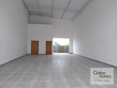 Salão Para Alugar, 240 M² Por R$ 4.500/mês - Itu Novo Centro - Itu/sp - Sl0255