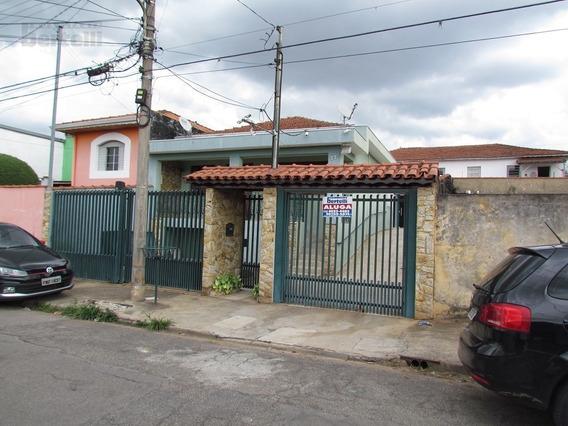 Casa Para Aluguel, 3 Dormitórios, Jardim Recreio - Bragança Paulista - 3373