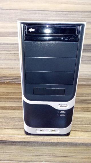 Cpu Torre Intel Core 2 Quad Q8400 Com 4gb Ram Ddr3 Hd 160gb