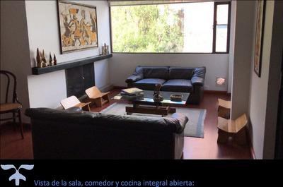 Apartamento En Arriendo, Los Rosales Bogotá D.c.