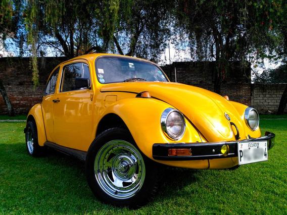 Volkswagen Escarabajo 1979 Mexicano Restaurado.