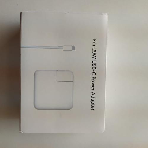 Imagen 1 de 8 de Cargador Laptop Apple L Pin Y Tipo C 29w 60w 85w 87w