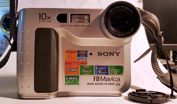 Camera Digital Sony Mavica Mvc Fd-75