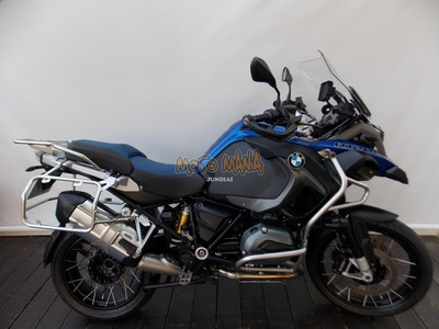 R 1200 Gs Adventure 2016 Azul