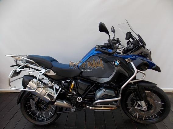R 1200 Gs Adventure 2016 Azul