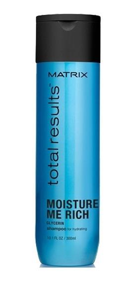 Shampoo Moisture Me Rich X300ml Matrix Total Result