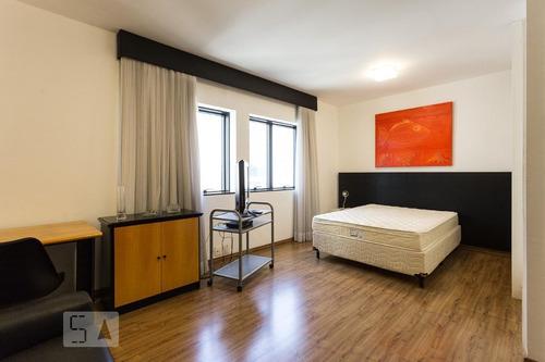 Apartamento Para Aluguel - Brooklin, 1 Quarto,  45 - 892804003