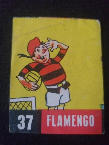 Figurinha Rarissima Flamengo