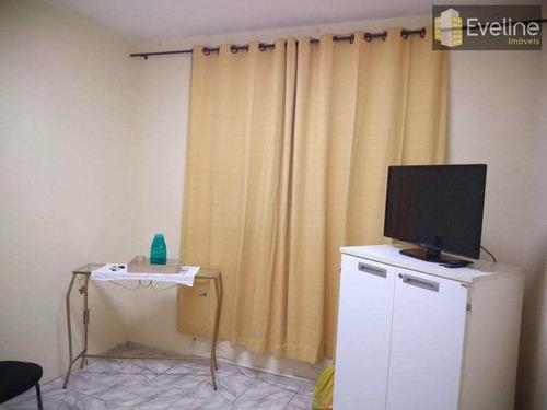 Casa Com 3 Dorms, Conjunto Residencial Álvaro Bovolenta, Mogi Das Cruzes - R$ 445 Mil, Cod: 1507 - V1507