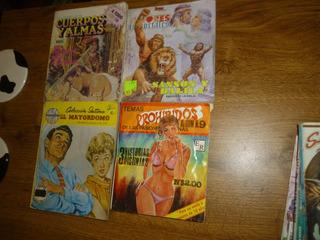 Comics Amores Inmortales,libro Sentimental,lote De 10