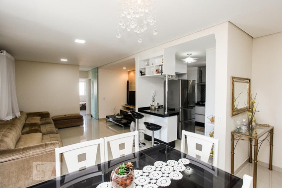 Apartamento No 14º Andar Mobiliado Com 3 Dormitórios E 2 Garagens - Id: 892972930 - 272930