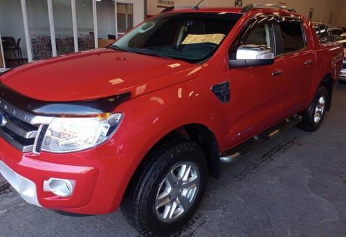 Ford Ranger 2 Dc 4x4 Limited 3.2 Dsv