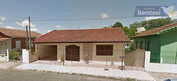 Casa Residencial À Venda, Centro, Porto União - Ca0428. - Ca0428