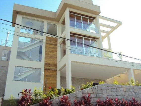 Casa Residencial À Venda, Condomínio Itatiba Country Club, Itatiba. - Ca0546