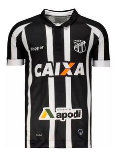 Camisa Masculina Ceará Topper Home 2017