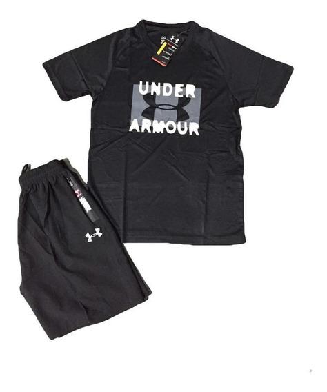 Conjunto Deportivo Camiseta Pantalóneta Nike adidas