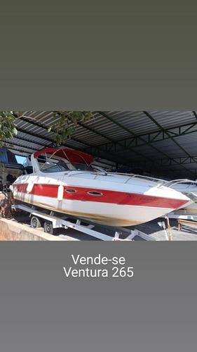 Lancha Ventura 265