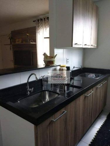 Imagem 1 de 30 de Apartamento À Venda, 43 M² Por R$ 212.000,00 - Vila Alzira - Guarulhos/sp - Ap1706