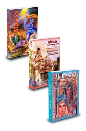 Trilogia - Akhenaton A Revolução Espiritual Do Antigo Egito