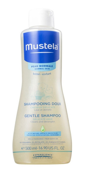 Mustela Bébé Doux - Shampoo 500ml Blz