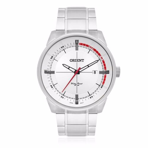 Relógio Masculino Orient Analógico Mbss1295 S1sx Aço
