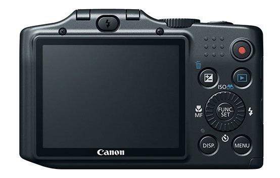 Câmera Canon Sx160 Is 16mp Semi Nova Christian Joias