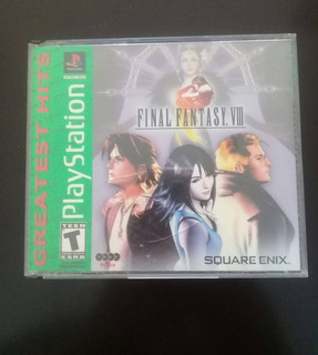Final Fantasy Viii Ps1 Playstationenviógratismesesinteres
