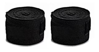 Bandagem Elástica Fenix - 5m - Preta