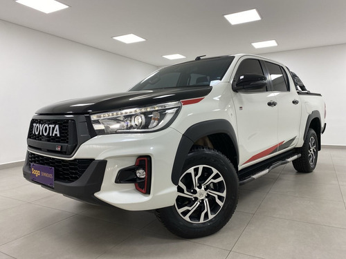 Toyota Hilux Cabine Dupla 4.0 Cd Gr-s V6 4x4 (aut)