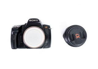 Camara Sony Alpha Dslr-a390