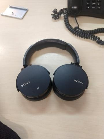 Headphone Original Sony Mdr-xb950bt Extra-bass
